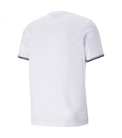 Camiseta Hombre Puma Amplified Tee Blanco 585778-02   scorer.es