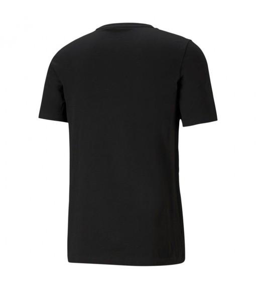 Camiseta Hombre Puma Big Logo Tee Negro 585771-01   scorer.es