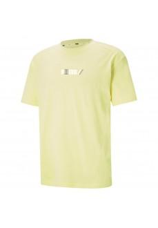 Camiseta Hombre Puma Rad/Cal Tee Amarillo 585765-40   scorer.es