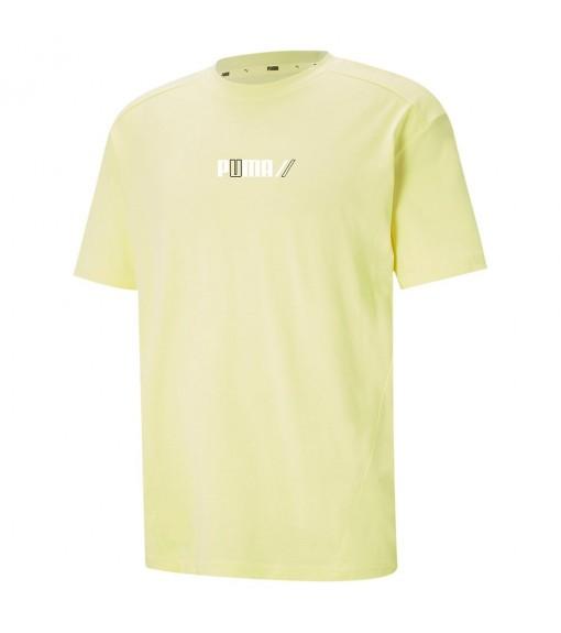 Camiseta Hombre Puma Rad/Cal Tee Amarillo 585765-40 | scorer.es