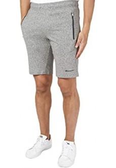 Champion Men's Shorts Grey 213268-EM524-GPJM | Men's Sweatpants | scorer.es