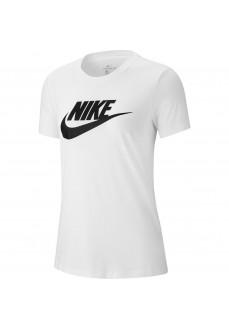 Camiseta Mujer Nike Sportswear Essential Blanco BV6169-100 | scorer.es