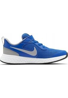 Kids' Nike Revolution 5 Shoes Blue BQ5672-403 | Kid's Trainers | scorer.es