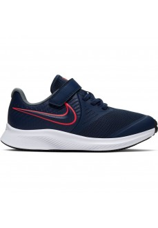 Kids' Nike Star Runner 2 Navy blue AT1801-405 | Kid's Trainers | scorer.es