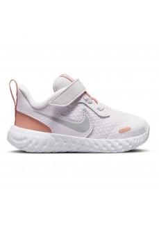 Zapatillas Niño/a Nike Revolution 5 Rosa BQ5673-504 | scorer.es