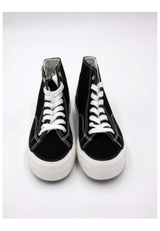 D.Franklin Canvas Women's Shoes Black LVK 22008 | Men's Trainers | scorer.es