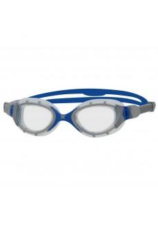 Zoggs Predator Flex R Swim Goggles Grey 333848 R