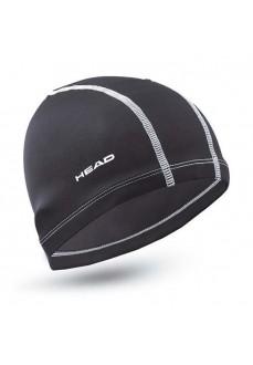 Head Nylon-Spandex Swim Cap Black 455002-BK | Swimming caps | scorer.es