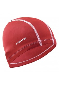 Head Nylon-Spandex Swim Cap Red 455002-RD | Swimming caps | scorer.es