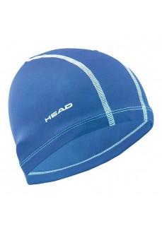 Head Nylon-Spandex Swim Cap Blue 455002-RY | Swimming caps | scorer.es