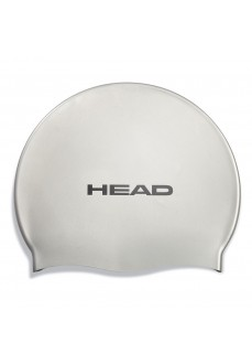Head Silicone Flat Single Swim Cap Grey 455003-SI | Swimming caps | scorer.es