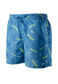 Nike Essential Men's Swim Shorts Blue NESSB591-406 | Men's Swimsuits | scorer.es