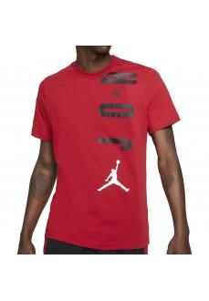 Camiseta Hombre Nike Jordan Air Stretch Rojo CZ8402-687   scorer.es