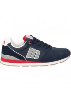 Mustang Men's Shoes Navy blue 84467 | Men's Trainers | scorer.es