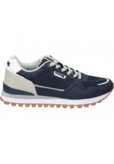 Mustang Men's Shoes Cal Navy blue 84698 | Men's Trainers | scorer.es