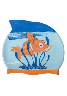 Head Meteor Swim Cap Blue 455138-RYOR | Swimming caps | scorer.es