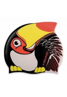 Head Meteor Swim Cap Black 55138-RDBK | Swimming caps | scorer.es