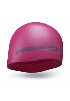Head Silicone Moulded Swim Cap Fuchsia 455005-PK | Swimming caps | scorer.es