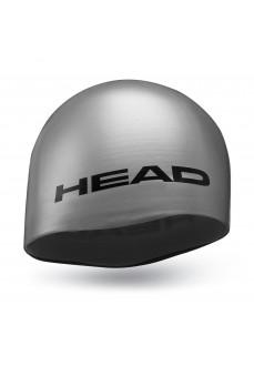 Gorro Natación Head Cap Silicone Moulded Gris 455005-SI   scorer.es