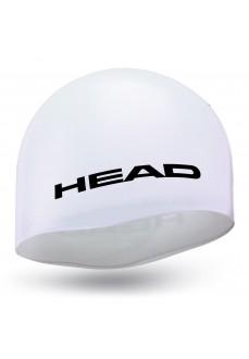 Head Silicone Moulded Swim Cap White 455005-WH | Swimming caps | scorer.es