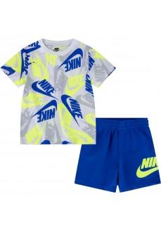 Conjunto Niño/a Nike Toos AOP Varios Colores 86H749-U89 | scorer.es