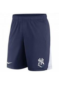 Shorts Nike New York Yankees Bleu marine Homme N256-012N-NK