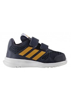 Zapatillas Adidas Alta Run Azul/Amarillo