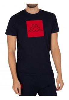 Kappa Ibagni Men's T-shirt Navy blue 311B2KW-I24   Men's T-Shirts   scorer.es