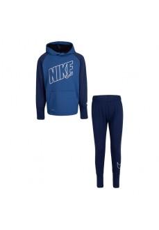 Chandal Niño/a Nike Drifit Set Azul 86H528-C1D | scorer.es