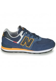 New Balance Kids' Shoes Navy blue GC574 SY2 | Kid's Trainers | scorer.es