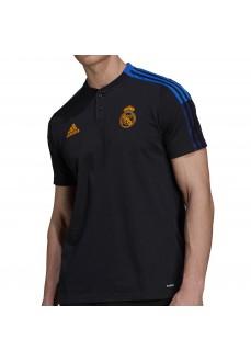 Camiseta Hombre Adidas Real Madrid Tiro Negro GR4347 | scorer.es