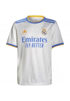 Camiseta Niño/a Adidas Real Madrid 1ª 2021/2022 GR3994 | scorer.es