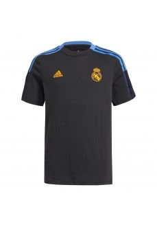 Camiseta Niño/a Adidas Real Madrid 2021/2022 Negro GR4346 | scorer.es