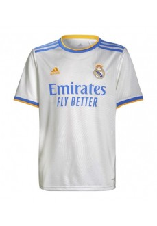Camiseta Hombre Adidas Real Madrid 1ª 2021/2022 GQ1359 | scorer.es