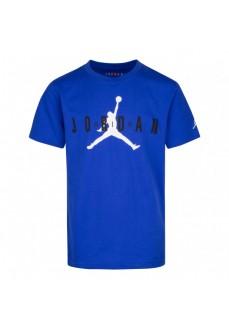Camiseta Niño/a Nike Jordan Azul 955175-U5H | scorer.es