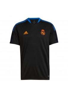 Adidas Real Madrid Men's Training shirt 2021/2022 GR4323 | Football clothing | scorer.es