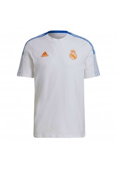 Camiseta Hombre Adidas Real Madrid 2021/2022 Blanco GU9711 | scorer.es