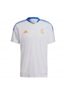 Camiseta Hombre Adidas Real Madrid 2021/2022 Blanco GR4324 | scorer.es