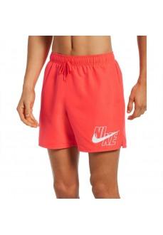 Nike Essential Men's Swim Shorts Coral NESSA566-631 | Men's Swimsuits | scorer.es