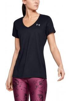 Under Armour Tech SSv-Solid Women's T-shirt Black 1255839-002 | Running T-Shirts | scorer.es