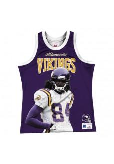 Mitchell & Ness Minnesota Vikings Randy Moss Swinman Jersey MSTKSC19048-MVIPURPRMO | Basketball clothing | scorer.es