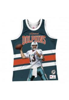 Camiseta Hombre Mitchell & Ness Miami Dolphins Dan Marino Varios Colores MSTKSC19048-MDODKTLDMA | scorer.es