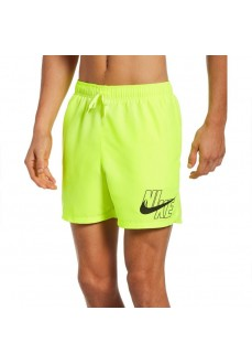 Nike Volley Men's Swim Shorts Yellow NESSA566-737 | Men's Swimsuits | scorer.es