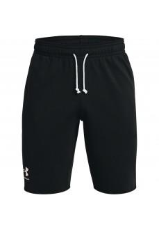 Under Armour UA Rival Men's Shorts Black 1361631-001 | Men's Sweatpants | scorer.es
