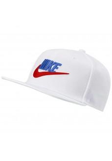 Nike Pro Cap White AV8015-109 | Caps | scorer.es