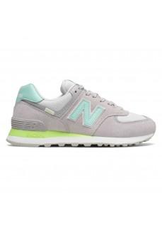 New Balance 574 Women's Shoes Grey WL574 SS2 | Women's Trainers | scorer.es
