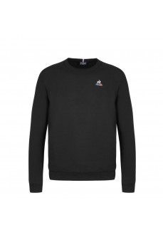 Le Coq Sportif Essentiels Men's Sweatshirt Black 2120204 | Men's Sweatshirts | scorer.es