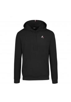 Le Coq Sportif Essentiels Men's Sweatshirt Black 2120244 | Men's Sweatshirts | scorer.es