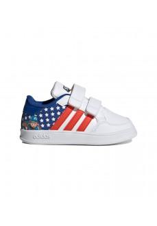 Adidas Breaknet Kids' Shoes GZ7651 | Kid's Trainers | scorer.es