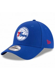 New Era Philadelphia Cap 76ERS Blue 11405596 | Caps | scorer.es